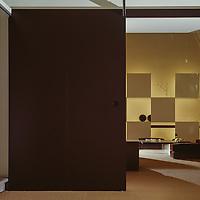 Architects Giancarlo Bicocchi and Roberto Monsani, 1974