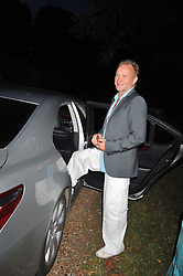 STING at a Summer party hosted by Lady Annabel Goldsmith at her home Ormeley Lodge, Ham, Surrey on 14th July 2009.
