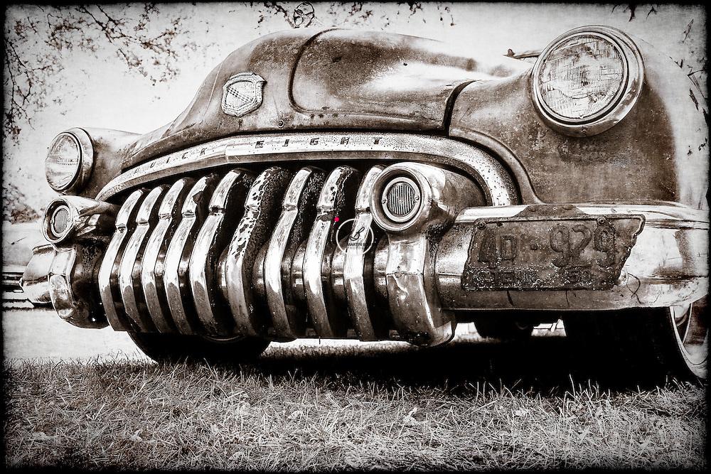 Buick Eight Roadmaster 1950