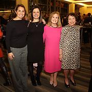 Jenny Wolkowitz, Debra Klebens, Barbara Langsam Shuman, Esther Langsam