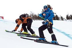 26.12.2017, Stelvio, Bormio, ITA, FIS Weltcup, Ski Alpin, Abfahrt, 1. Training, Herren, im Bild #Markus Waldner (FIS Chef Renndirektor Weltcup Ski Alpin Herren) // Chief Race Director World Cup Ski Alpin Men of FIS Markus Waldner during 1st practice for the mens Downhill of FIS Ski Alpine Worldcup at the Stelvio course, Bormio, Italy on 2017/12/26. EXPA Pictures © 2017, PhotoCredit: EXPA/ Johann Groder