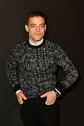Rami Malek attends the Dior Homme Menswear Fall/Winter 2017-2018 show as part of Paris Fashion Week on January 21, 2017 in Paris, France. Photo by Laurent Zabulon/ABACAPRESS.COM    579132_030