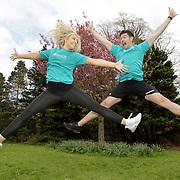 20.4.2021 Children's Health Foundation Crumlin star jump challenge
