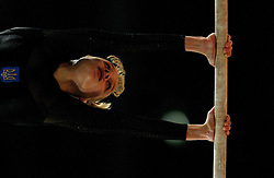 02-05-2004 TURNEN: EUROPEES KAMPIOENSCHAP DAMES: AMSTERDAM<br /> Irina Yarotska UKR<br /> ©2004-www.fotohoogendoorn.nl