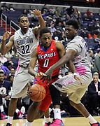 Georgetown Hoyas vs. DePaul Blue Demons men's basketball