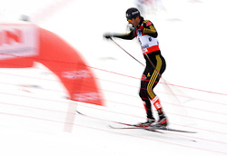 Ronny Ackermann of Germany at Nordic Combined Individual Gundersen NH, 10 km, at FIS Nordic World Ski Championships Liberec 2008, on February 22, 2009, in Vestec, Liberec, Czech Republic. (Photo by Vid Ponikvar / Sportida)