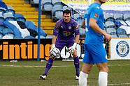 Stockport County FC 0-0 Aldershot Town FC 13.2.21