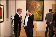 ROBIN MUIR; MICHAEL HOPPEN, About Colour, Sarah Moon private view. Michael Hoppen Gallery. London. 25 February 2014
