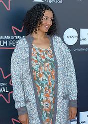 Edinburgh International Film Festival, Thursday, 21st June 2018<br /> <br /> Jury Photocall<br /> <br /> Pictured:  Miriam Bale of the Shorts Jury<br /> <br /> (c) Alex Todd   Edinburgh Elite media