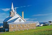 Catholic Church<br /> Baie-des-Sables<br /> Quebec<br /> Canada