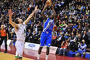DESCRIZIONE : Milano Final Eight Coppa Italia 2014 Finale Montepaschi Siena - Dinamo Banco di Sardegna Sassari<br /> GIOCATORE : Omar Thomas<br /> CATEGORIA : Tiro Tre Punti<br /> SQUADRA : Dinamo Banco di Sardegna Sassari<br /> EVENTO : Final Eight Coppa Italia 2014 Milano<br /> GARA : Montepaschi Siena - Dinamo Banco di Sardegna Sassari<br /> DATA : 09/02/2014<br /> SPORT : Pallacanestro <br /> AUTORE : Agenzia Ciamillo-Castoria / Luigi Canu<br /> Galleria : Final Eight Coppa Italia 2014 Milano<br /> Fotonotizia : Milano Final Eight Coppa Italia 2014 Finale Montepaschi Siena - Dinamo Banco di Sardegna Sassari<br /> Predefinita :