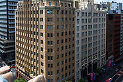 Open Sydney presented by Sydney Living Museuems. This event every year allows Sydneysiders to visit 40 of the city's most significant buildings and spaces across the CBD. Australian Provincial Assurance Building.