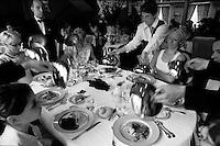 """food being served at the """"hostellerie du nord"""" in France..© Owen Franken.........."""