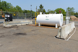 CT-DOT Project No. 173-456 Orange Maintenance Facility Tank Replacement. Construction Progress Photo Documentation on 25 May 2016. One of 28 Images Captured this Submission at both locations.