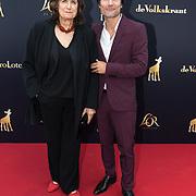 NLD/Utrecht/20181005 - L'OR Gouden Kalveren Gala 2018, Tim Oliehoek en Olga Zuiderhoek