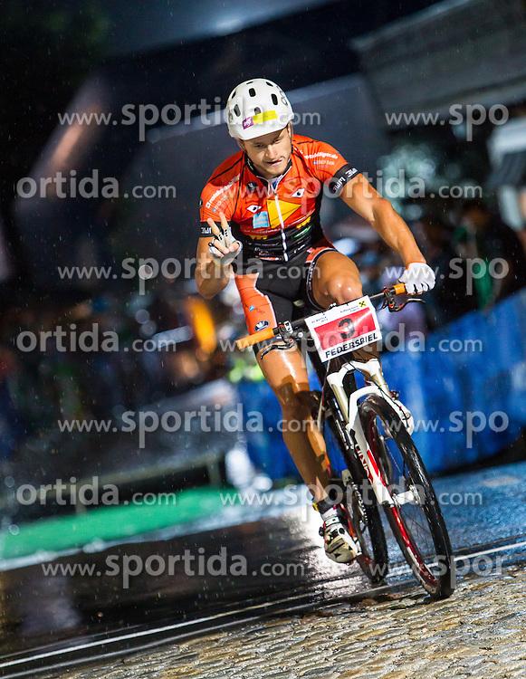 03.08.2012, Kaprun, AUT, Bike Infection, XC BATTLE, im Bild Daniel Federspiel (AUT). EXPA Pictures © 2012, PhotoCredit: EXPA/ Juergen Feichter