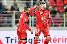 Dijon v Rennes - 25 October 2017