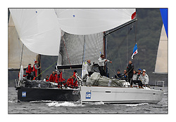 Brewin Dolphin Scottish Series 2011, Tarbert Loch Fyne - Yachting - Day 1 of the 4 day series...GBR8140C ,Zephyr ,Steven Cowie ,CCC/FYC/RGYC ,First 40 and .IRL3939 ,Antix ,Anthony O'Leary, Royal Cork YC ,Ker 39...