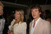 Sophia Dawnay and Hugh Dancy, Glamour Women of the Year Awards 2006, Berkeley Sq. London. 6 June 2006. -DO NOT ARCHIVE-© Copyright Photograph by Dafydd Jones 66 Stockwell Park Rd. London SW9 0DA Tel 020 7733 0108 www.dafjones.com