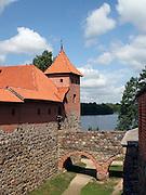 Lithuania, 14th century Trakai Island Castle