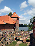 Lithuania, 14th century Trakai Island Castle