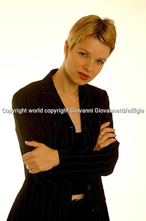 Linn Ullmann<br />world copyright Giovanni Giovannetti/effigie / Writer Pictures<br /> <br /> NO ITALY, NO AGENCY SALES / Writer Pictures<br /> <br /> NO ITALY, NO AGENCY SALES