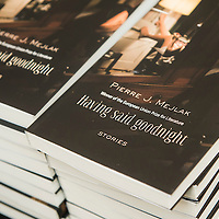 "Launch of Pierre Mejlak's book ""Having Said Goodnight"""