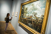 Constable: The Making of a Master is the new exhibition from the V&A. It is designed to reveal the hidden stories of how John Constable created some of his most loved and well-known paintings. Highlights include: The Haywain; and the oil sketches he painted outdoors direct from nature.  The show runs from  20 September 2014 - 11 January 2015.