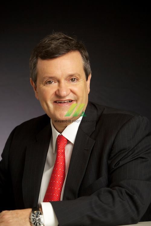 José María Zas, presidente de American Express Bank México