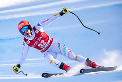 18.12.2018, Saslong, St. Christina, ITA, FIS Weltcup Ski Alpin, Abfahrt, Damen, im Bild Anna Hofer (ITA) // Anna Hofer of Italy in action during her run in the ladie's Downhill of FIS ski alpine world cup at the Saslong in St. Christina, Italy on 2018/12/18. EXPA Pictures © 2018, PhotoCredit: EXPA/ Johann Groder