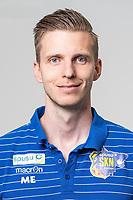 Download von www.picturedesk.com am 16.08.2019 (13:54). <br /> ST. POELTEN, AUSTRIA - JULY 9: Michael Ettenauer of St.Poelten during the Team photo shooting - SKN St.Poelten at NV Arena on July 9, 2019 in St. Poelten, Austria.190709_SEPA_01_078 - 20190709_PD15488