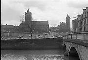 Views of Dublin.16/04/1971