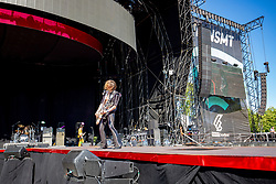 The Darkness's Justin Hawkins play the main stage. TRNSMT Friday 6th July 2018