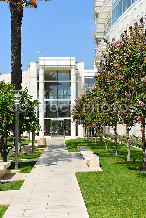 Ronald Reagan United States Courthouse and Federal Building Santa Ana