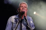"""Auftritt von Matthias Reim beim Open Air-Festival """"Der Berg bebt!"""" vom 15.07.2017 auf dem Plaun Grond, Flims."""