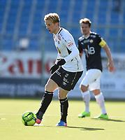 Fotball , 18. mars 2017 ,  Privatkamp , Strømsgodset - Sogndal 5-0<br /> Eirik Birkelund , Sogndal