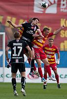 06.05.2012 Bialystok Mecz ostatniej kolejki sezonu 2011/2012 T-Mobile Ekstraklasy Jagiellonia - LKS Lodz zakonczony wynikiem 2:1 fot Michal Kosc / AGENCJA WSCHOD