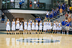 20 June 2009 :Team North.  Illinois Basketball Coaches Association 1A-2A Girls All Star game.