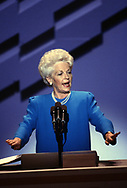 Ann Edwards speaking at the `988 Demcratic Convention in Atlanta, GA<br /> <br /> Photograph ny Dennis Brack. bb78