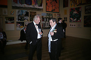 NORMAN ROSENTHALL. Royal Academy Annual dinner to celebrate the opening of the Summer exhibition. Royal Academy. Piccadilly. London. 1 June 2005.  ONE TIME USE ONLY - DO NOT ARCHIVE  © Copyright Photograph by Dafydd Jones 66 Stockwell Park Rd. London SW9 0DA Tel 020 7733 0108 www.dafjones.com