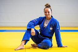 Kaja Kajzer at practice of Slovenia Judo Team at Judo Summer Camp Izola 2020, on August 4, 2020 in OS Vojka Smuc, Izola, Slovenia. Photo by Matic Klansek Velej / Sportida