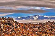 White Mountain from Buttermilk Country, Bishop, California USA