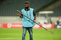 ATHENS, GREECE - OCTOBER 14: Shot before the UEFA Nations League group stage match between Greece and Kosovo at OACA Spyros Louis on October 14, 2020 in Athens, Greece. (Photo by MB Media)