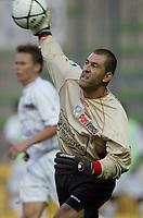 Fotball<br /> Frankrike 2004/2005<br /> Foto: Dppi/Digitalsport<br /> NORWAY ONLY<br /> <br /> SM CAEN v FC ISTRES<br /> 07/08/2004<br /> <br /> LAURENT WEBER (IST)