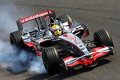 2008 Test August Monza