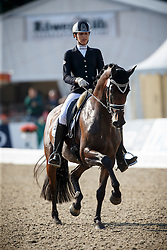 Pearce Simone Alexandre, (AUS), Felicia 83<br /> Small Final 5 years old horses<br /> World Championship Young Dressage Horses - Verden 2015<br /> © Hippo Foto - Dirk Caremans<br /> 07/08/15
