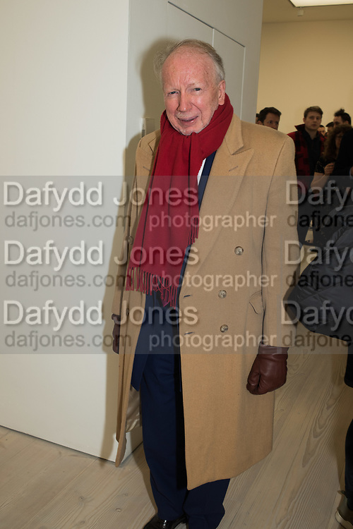 GODFREY BARKER, Opening of Known Unknowns, Saatchi Gallery, Chelsea. London. 20 March 2018