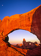 The Window in Arches National Park