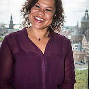 NLD/Amsterdam/20140514 - Mom's moment 2014 , Anousha Nzume