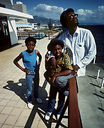 Musical Youth with Gregory Isaacs - Kingston Jamaica 1983